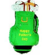 "29"" Happy Father&#39s Day Golf Clubs"