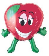 "27"" Strawberry Fruit Balloon Super Shape"