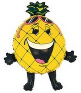 "32""  Pinapple Fruit Balloon Super Shape"