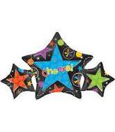 "25"" Cheers Star Trio 6B5"