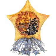Pirates Birthday Star Centerpiece