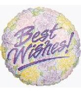 "18"" Best Wishes Flowers"