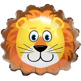 "29"" Lovable Lion Balloon"