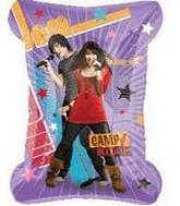 33'' Camp Rock Balloons
