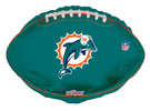 "18"" NFL Football Miami Dolphins Balloon"
