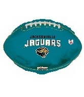 "18"" NFL Football Jacksonville Jaguars Balloon"