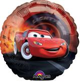 "9"" Mini Balloon (Airfill Only) Disney Cars"