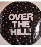 "9"" Airfill Over The Hill Confetti"