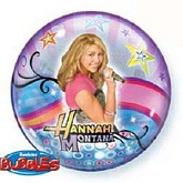 "22"" Hannah Montana Single Bubble Balloon"