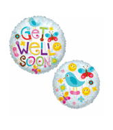 "36"" Get Well Elements Clear View"