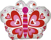 "22"" Love Butterfly Convergram"