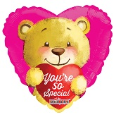"18"" You&#39re So Special Bear Balloon"