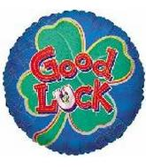 "18"" Good Luck Four Leaf"