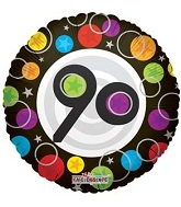 "18"" 90 Balloon Dots and Circles"