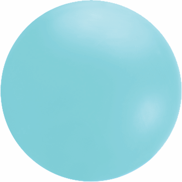 Cloudbuster 4' Icy Blue Cloudbuster Balloon