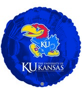 "17"" Kansas University Jayhawks"