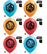 "11"" Special Assorted 25 Count Star Wars: The Force Awakens"