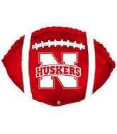 "21"" Nebraska Huskers Collegiate Football"