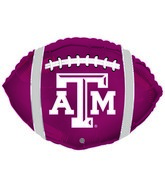 "21"" Texas A&M Collegiate Football"