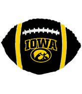 "21"" University of Iowa Hawkeyes Collegiate Football"