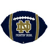 "21"" Notre Dame Fightin&#39 Irish Football"