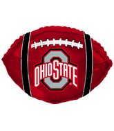 "21"" Ohio State Collegiate Football"