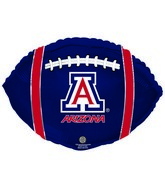 "21"" University Of Arizona Collegiate Football"