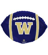 "21"" University Of Washington Collegiate Football"