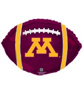 "21"" University Of Minnesota Collegiate Football"