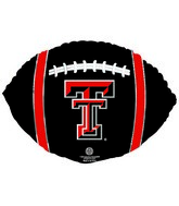 "21"" Texas Tech University Collegiate Football"
