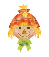 "26"" Happy Scarecrow Balloon"