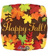 "18"" Happy Fall Balloon"