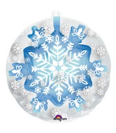 "24"" Snowflake Balloon"