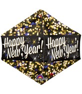 "21"" Happy New Years Celebration Balloon"