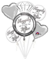 Bouquet Happily Ever After Balloon