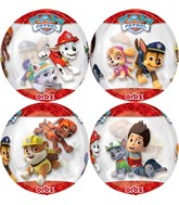 "16"" Paw Patrol Chase and Marshall Bubble Balloon"