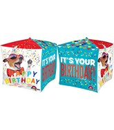 "15"" Birthday Pets Balloon"