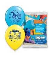 "12"" 6 Count Special Assorted Finding Dory"