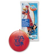 "14"" 1 Count Punch Ball Dc Super Hero Girls"