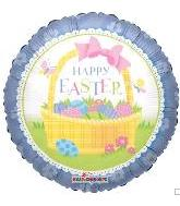 "18"" Happy Easter Basket"