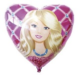 "18"" Julie Mylar Balloon"