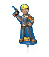 Airfill Only Bob the Builder Foil Balloon