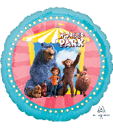 "18"" Wonder Park Foil Balloon"