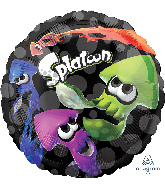 "18"" Splatoon Foil Balloon"