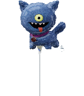 Airfill Only Ugly Dolls Mini Foil Balloon