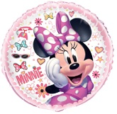 "18"" Foil Balloon - Minnie Bowtique"