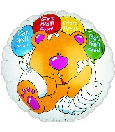 "18"" Get Well Soon Bear"