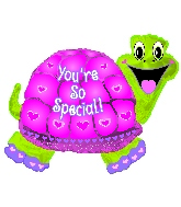"14"" Airfill You&#39re Special Turtle M923"