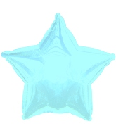 "9"" Airfill CTI Powder Blue Star M137"
