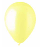 "9"" Standard Yellow Ivory Latex (100 Per Bag)"